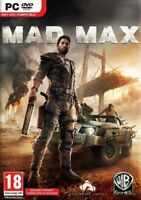 Mad Max With Ripper DLC - PC Game [Vehicular Combat, Open-World, Action] NEW