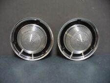 59 Ford back up light lenses reverse lamps Fairlane Galaxie Skyliner Ranchero
