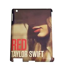 """Taylor Swift """"RED"""" Photo iPad Case NEW!"""