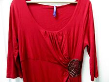 Seraphine Designer Occasion Maternity Dress Size 3 UK 12 Jersey Pregnancy
