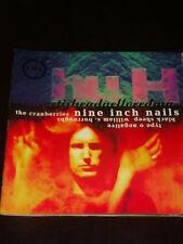 Huh magazine #5 Nine Inch Nails, Trent Reznor, William S. Burroughs, Cranberries
