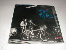 Karl Richey DELIVERS LP SEALED 1969 SF CA Loner Folk Blues Psych DAY BLINDNESS
