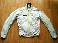 Castelli Radiation 2 in 1 Mens Gore Windstopper Cycling Jacket  Size: L NEW !