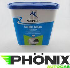 Normfest Reinigungsknete blau MAGIC-Clean Lackknete 200 Gramm