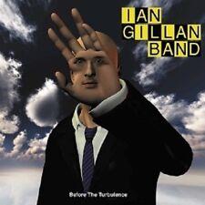 IAN GILLAN BAND - Before The Turbulence CD