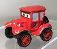 Disney Pixar Mini Adventures Lightning McQueen's Team Lizzie Mattel Pit Crew