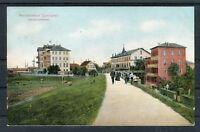 Ansichtskarte Nordseebad Cuxhaven Deichpromenade - 01598