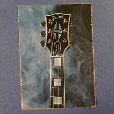 POP-CARD feat. LES PAUL HEADSTOCK SHOT  , 11x15cm greeting card aax