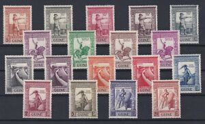 Portugal - Portuguese Guine Nice Complete Set MNH 4