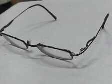 Mitani ME-930 Bronze Titanium Full Rim Eyeglasses FRAMES ONLY made in JAPAN