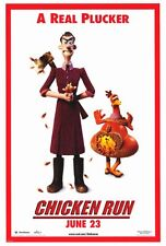 Chicken Run Movie Poster 27x40 B