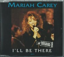 MARIAH CAREY - I'LL BE THERE 1992 UK 4 TRACK CD SINGLE PART 1