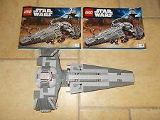 Lego® Star Wars - 7961 - Darth Maul´s Sith Infiltrator (nur der Flieger) mit BA