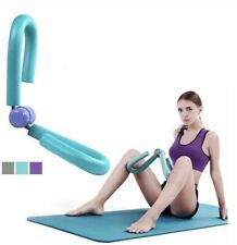 Thigh Master Exercise Tone Legs & Butt Arms Yoga Workout Training Home Gym Blue