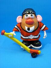 Mr Potato Head Hockey Player w/ Team Canada Style Hockey Jersey Red GUC