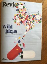 The Guardian Review No.113 The Search for a Nature Cure + KATE ELIZABETH RUSSELL