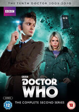 DOCTOR WHO - THE COMPLETE SERIES 2 - DVD - REGION 2 UK
