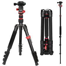 Zomei M5 Profesional Trípode Monopié Para ballheadfor Cámara Digital Canon Nikon Sony