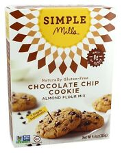 Simple Mills - Naturally Gluten-Free Almond Flour Mix Chocolate Chip Cookie -