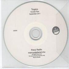 (EQ923) Tropics, Parodia Flare - 2011 DJ CD