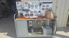New listing Tel-A-Train Educational Hydraulic Training Workstation w/ Baldor Cl3510 Pump