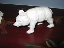 Cast Iron Polar Bear, Vintage, Heavy , Outstanding Condition