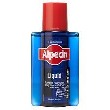 Alpecin Caffein LIQUID Coffein Haarwasser for men 200ml After Shampoo Energizer