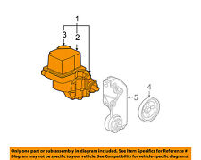 GM OEM-Power Steering Pump 88965491