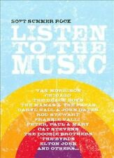 Various Artists,Soft Summer Rock: Listen to the Music,