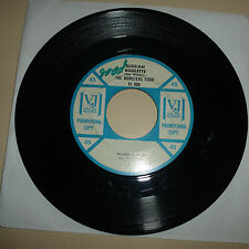 GARAGE BAND 45RPM RECORD - THE MONSTERS FOUR - VEEJAY 600 - PROMO