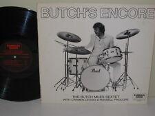 BUTCH MILES - Butch's Encore ~ FAMOUS DOOR 124 {nm} w/Markowitz, Procope, Hinton
