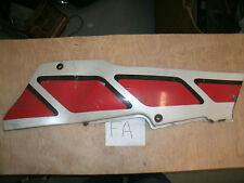 1988 88 Yamaha FZ600 FZ 600 Side Fairing Plastic Cowl Cover Panel