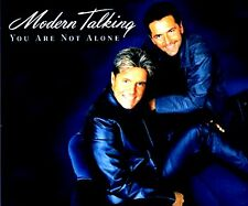 CDS - MODERN TALKING - YOU ARE NOT ALONE (EURO BEAT) PRECINTADO - SEALED LISTEN