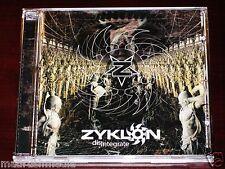 30 Rock / Metal CD Lot: Zyklon Disintegrate CD 2006 Candlelight USA Records NEW