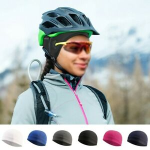Helmet Liner Cap Sunscreen Bike Breathable Cycling Hat Motorcycle Outdoor