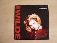 """Kim Wilde: You Came 7"""": 1988 UK Release: Picture Sleeve"""