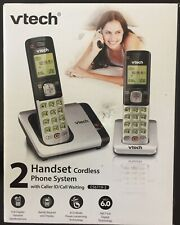 NEW VTech CS6719-2 1.9 GHz Dual Handsets DECT 6.0 Cordless Phones Phone BNIB