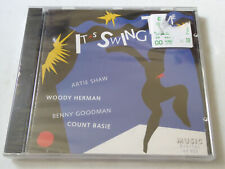 VARIOUS : It's Swing Time  > OVP / SEALED (CD)