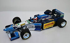 Minichamps 100950001 - Benetton B195 Michael Schumacher 1995 F1 World Champion