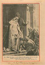 Elizabeth of Hungary Erzsébet Élisabeth de Hongrie Thuringia 1931 ILLUSTRATION
