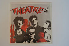 THEATRE Théatre French ColdWave LP Limited Edition CAMELEON RECORDS CAME 69 2018