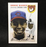2020 Topps Rookie Retrospective Medallion Ernie Banks RC