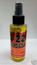 Walker tape C-22 Solvernt Citrus Lace Wig Glue Remover Toupee Spray 4oz