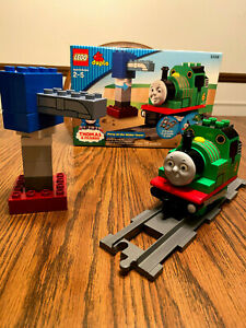 Lego Duplo Thomas the Train Set - Percy at the Water Tower #5556