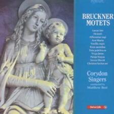 Anton Bruckner : Bruckner Motets CD (1994) ***NEW***