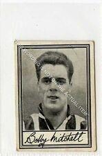 (Ga3611-408) Barratt, Famous Footballers A3, #16 Mitchell, Newcastle U 1955 VG+