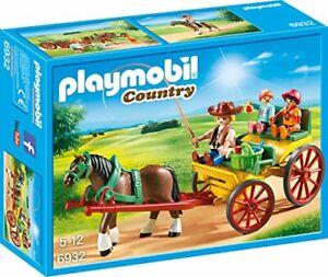 Playmobil 6932 - Pferdekutsche