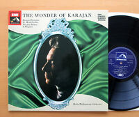 SXLP 30210 The Wonder Of Karajan Famous Overtures NM/EX Stereo Gatefold