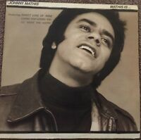 Johnny Mathis - Mathis Is.... - Vinyl / LP - CBS - 1977 - VG+