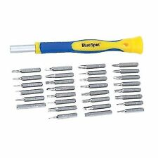 Blue Spot 12612 Precision Driver Set (31 Pieces)